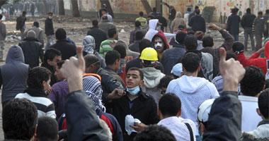 ائتلاف روكسى يتهم متظاهرى التحرير بالاعتداء على ممتلكات الشعب S11201121115623