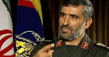 قائد القوات الجوية للحرس الثورى الإيرانى أمير على حاجى