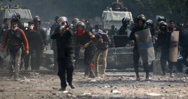 البيت الأبيض يدعو لإنهاء العنف فى مصر S1120112214499