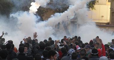 خبير دولى: غاز الأعصاب قاتل ولو استخدم ضد المتظاهرين لم
