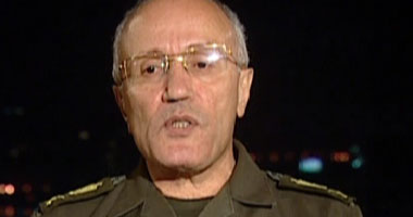 اللواء محمد العصار عضو المجلس الأعلى للقوات المسلحة