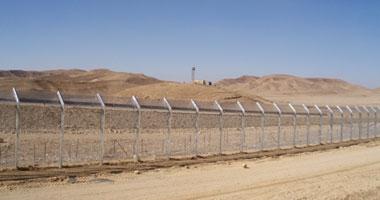 الحدود المصريه الإسرائلية