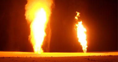 """""""أنصار بيت المقدس"""" تعلن مسئوليتها عن تفجير خط الغاز بسيناء"""