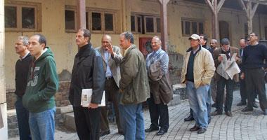 مشادات بمدرسة مصر الجديدة بعد إغلاق باب التصويت قبل الم