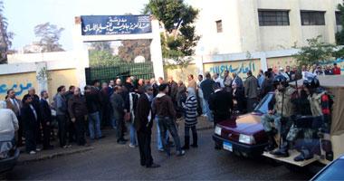 المصريون توافدوا على اللجان بعد دقائق من فتح اللجان
