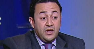 عمرو عبد الهادى عضو لجنة الحوارات المجتمعية بالجمعية التأسيسية