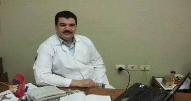 الدكتور خالد أبو شنب أستاذ مساعد الميكروبيولوجى والمناعة