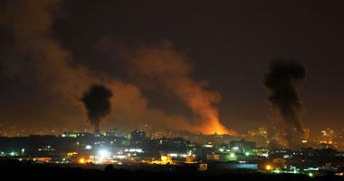 الاعتداءات على غزة
