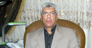 مدير أمن شمال سيناء اللواء سميح بشادى