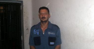 ضبط مسجون هارب من سجن وادى النطرون أثناء أحداث الثورة