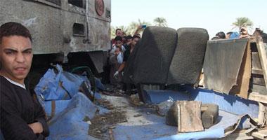 ركاب القطارات حوادث مرسى يعاقب