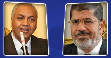 """""""بكرى"""" لـ""""مرسى"""": """"صعايدة أسيوط دمهم"""