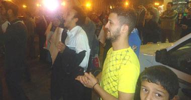 وقفة احتجاجية أمام مقر الإخوان بالبحيرة للتنديد بحادث أسيوط