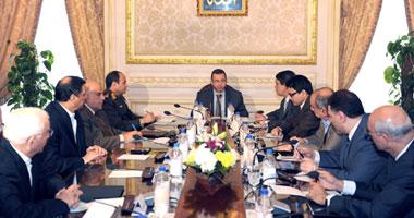 مجلس الوزراء: الإعلان الدستورى صلاحيات