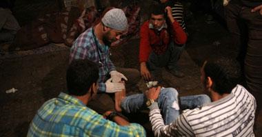المستشفى الميدانى فى التحرير