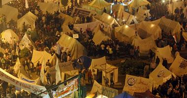 تحركات نشطة التحرير لنقل خيام