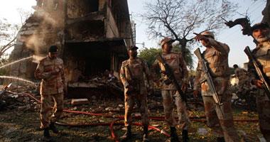انفجار فى سوق بمدينة لاهور شرق باكستان ومقتل شخص وإصابة 8 آخرين