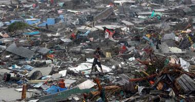 فرنسا ترسل مساعدات إنسانية إلى الفلبين بعد إعصار هايان