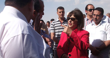 وزيرة البيئة: نبحث تشغيل مصنع تدوير المخلفات بشرم الشيخ