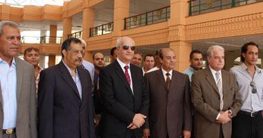 وزير الآثار ومحافظ جنوب سيناء يتفقدان أكبر مشروع سياحى بشرم الشيخ