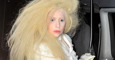 """بالصور.. """"Glamour"""" تكرم ليدى جاجا كونها من الشخصيات المؤثرة فى العالم"""