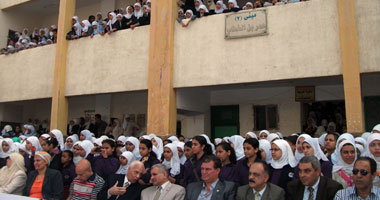 غدا.. الشرطة والجيش يتسلمون 68 مدرسة ومعهدا أزهريا بالسويس