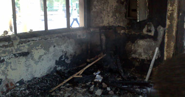"""ننشر صور اقتحام طلاب الإخوان قاعة امتحانات """"صيدلة المنصورة"""""""