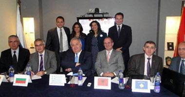 21 نوفمبر.. وفد جمعية شباب الأعمال يبدأ رحلة تجارية لدول البلقان