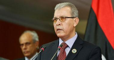 وزير الاقتصاد الليبى مصطفى أبو فناس