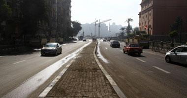 """""""النقل العام"""": محور مصطفى النحاس يقلل الزحام المرورى فى القاهرة الكبرى"""