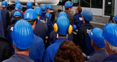 """بدء مؤتمر عمال """"الحديد والصلب"""" بالمصرى للحقوق الاجتماعية"""