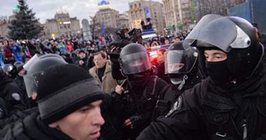 تظاهرة جديدة للمعارضة الأوكرانية احتجاجا على قرارات الحكومة