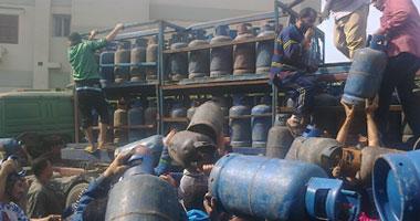 استيراد 48 ألف طن بوتاجاز خلال أربع أيام لتلبية الطلب المحلى