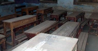 جانب من المدارس المغلقة
