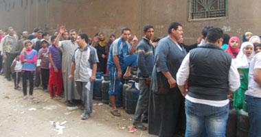 مشروع البوتاجاز بالإسماعيلية: وزعنا خمسة آلاف أسطوانة فى 48 ساعة
