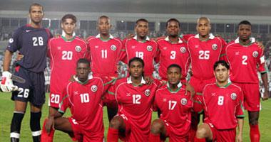 عمان تتعادل مع البحرين فى أولى مباريات المجموعة الثانية من غرب آسيا