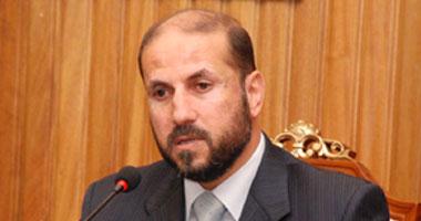 الدكتور محمود الهباش وزير الأوقاف الفلسطينى