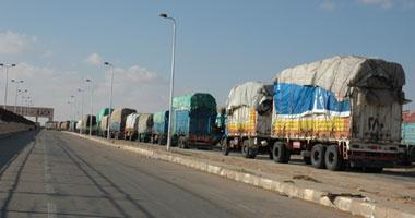 موجز الأخبار العاجلة.. استئناف سفر شاحنات البضائع من وإلى ليبيا
