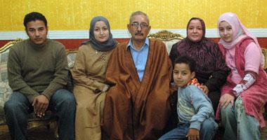 الجمال.. عائلة أصهار الرئيس مبارك