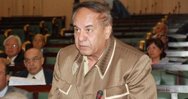 الدكتور نبيل لوقا بباوى المتحدث الإعلامى للحزب الوطنى