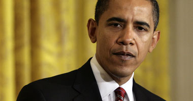 أوباما..مبارك قوة استقرار لمنطقةالشرق الاوسط S1200930225929