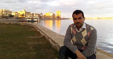 الشاعر محمد أبو زيد