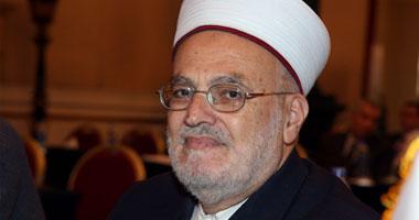 عكرمة صبرى: الاحتلال يستغل كورونا لتنفيذ أهدافه العدوانية على الأقصى