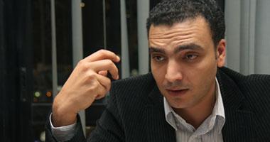 الإعلامى إبراهيم حمودة رئيس قناة النهار