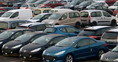 جمارك السويس تفرج عن 870 سيارة بقيمة 176.8 مليون جنيه خلال مايو الماضى