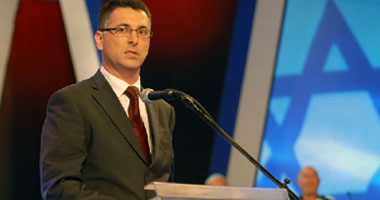 وزير الداخلية الإسرائيلى جدعون ساعر