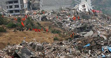 زلزال بقوة 5ر6 ريختر يضرب الساحل الغربى للمكسيك S120101412237