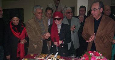 مشيرة إسماعيل تعود مع أحمد مكى بعد غياب 3 سنوات