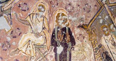بالصور..أقدم كنيسة وهياكل العصر القبطى