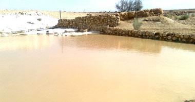 تقوم طائرات إسرائيلية وأخرى تابعة للأمم المتحدة وطائرات مصرية بتفقد مناطق السيول بحثا عن ناجين